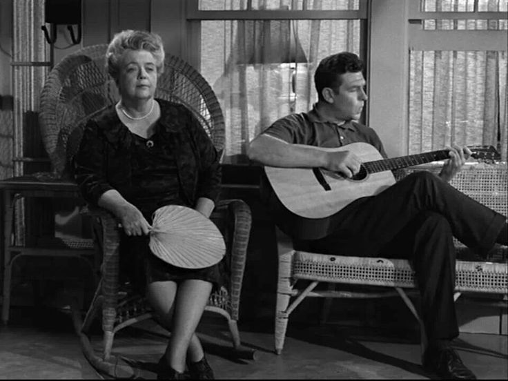 Andy Griffith's Mayberry: Americana Lost And Found - The Real Easy Ed