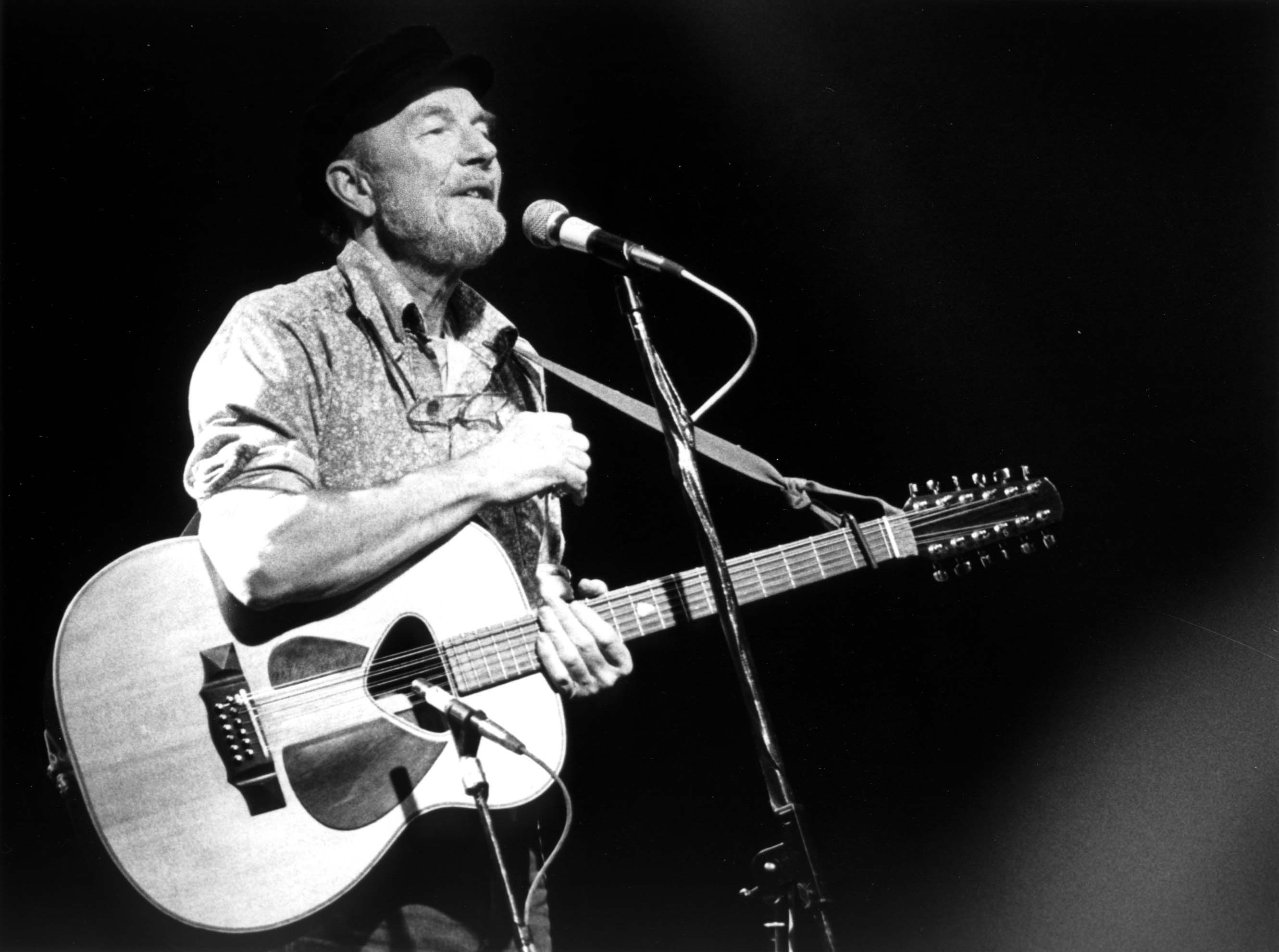 We Need Pete Seeger Now More Than Ever